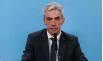 Ministro Mario Meoni